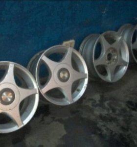 Литые диски R-14 5*100, 5*114