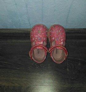 Туфли для девочки, 19 размер