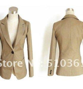 Новый пиджак 44р.