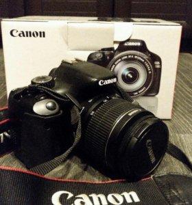 Canon 550d body + lens Efs 18-55mm
