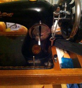 Ручная швейная машинка (пмз)