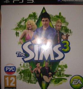 Sims3 на PS3