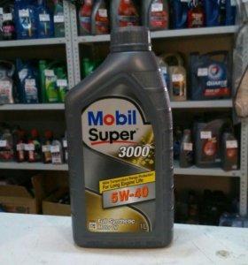 Масло моторное синтетика Mobil 3000 X1 5W40 1L