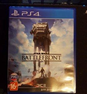 Star Wars Battlefont (PS4)