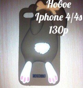 Чехлы на iPhone 4/4s.