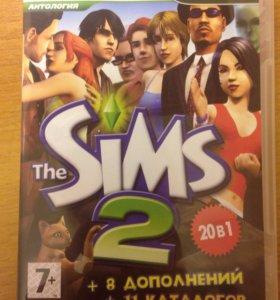 Sims 2 20в1