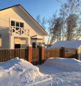 Новый дом в селе Новолуговое