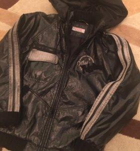Куртка мужская (на рост 164)