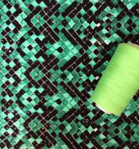 Ткань трикотажная(высокое качество)