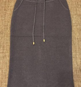 Новая кашемировая юбка от Gucci