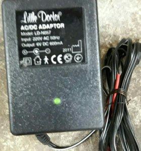 Адаптер 220VAC/6VDC