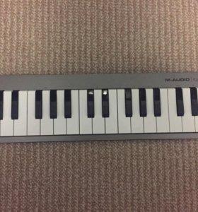 Миди клавиатура m-audio