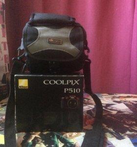 Фотоаппарат Nikon P510
