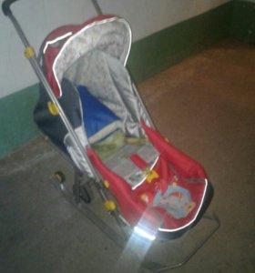 Санки —коляска