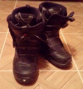 Сноуборд+ботинки