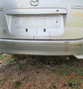 Бампер Mazda Premasy
