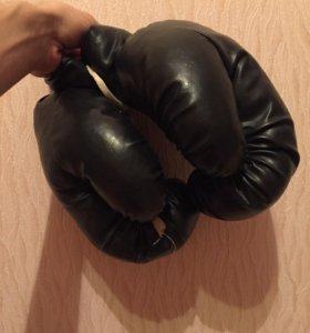 Боксерские перчатки ссср