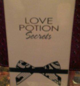 Парфюмерная  Вода Love Potion Secrets