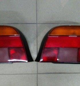 Продаю задние фонари на BMW