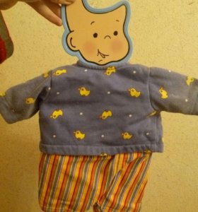 Baby born беби борн костюм