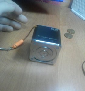 Аудио портативная калонка