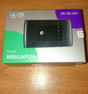 Мобильный роутер Megafon MR150-5