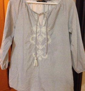 Блузка - туника