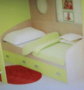 Кровать детская 1900х800