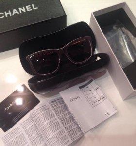 Новые солнцезащитные очки Шанель Chanel coco