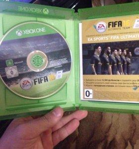 ФИФА 16 на XBOX ONE