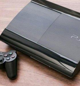 PlayStation 3 с лучшими играми!!!!