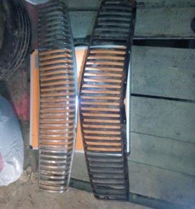 Решетка радиатора Газ 21
