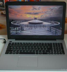 Ноутбук asus X555LN Core i3