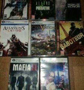 Компьютерные игры PC Dvd. Assassin