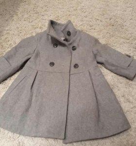 Пальто Bambola Monella