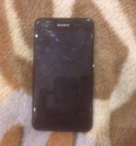 Телефон Sony Xperia e4g