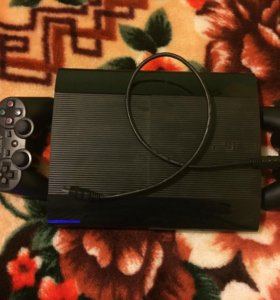Продам PS3 Slim 500gb