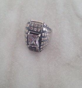 Перстень. Серебро