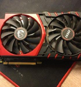 Видеокарта GeForce GTX 970 msi