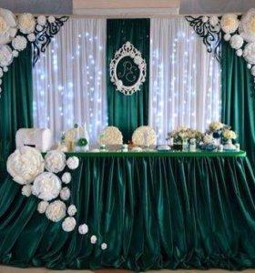 Оформление свадеб!!!