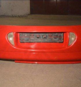 Бампер задний на Mitsubishi Еclipse 1997г