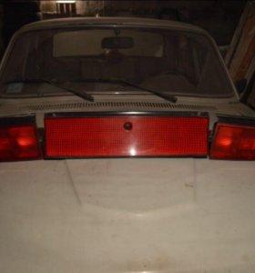 Фары задние на Mitsubishi Еclipse 1997г