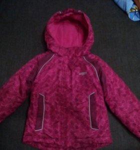 Куртка весна осень р 98