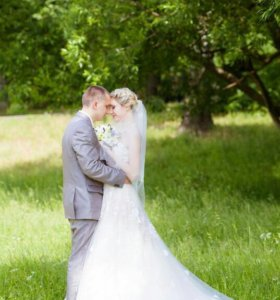 Свадебное платье «Love Bridal»