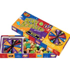 Bean Boozled Spinner (с рулеткой) от Jelly Belly