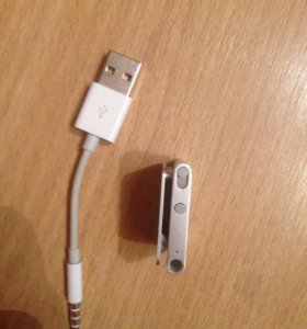 iPod shuffle 2 гб.