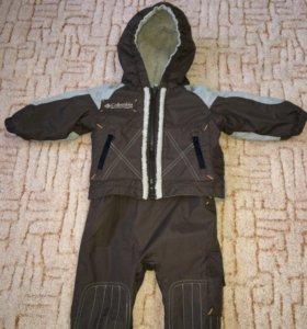Columbia куртка и комбинезон на 12 м.