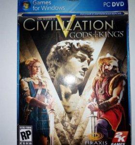 Civilization 5 good kings для PC