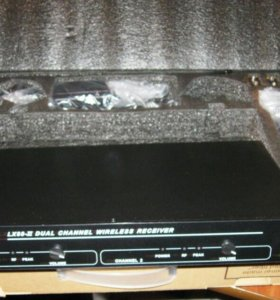 Радиомикрофоны SHURE LX88-II