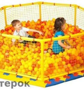 Манеж бассейн для деток